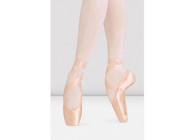 Balletschoenen en spitzen