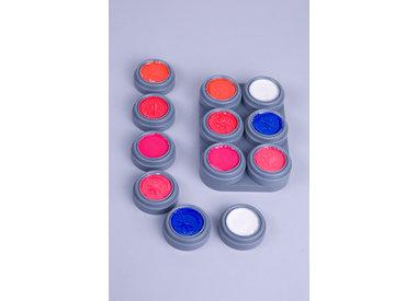 Water make-up fluor