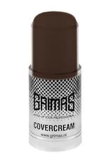 Grimas COVERCREAM PURE 1001 Donkerbruin 23 ml