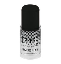 Grimas COVERCREAM PURE 101 Zwart 23 ml
