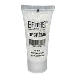 Grimas TIPCREME 05 Parelmoer rood 8 ml