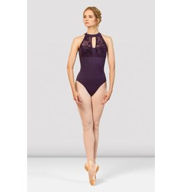 Bloch L7855 Balletpak Aero floral mesh