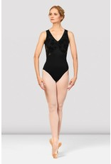 Bloch L7895 Balletpak Cosima floral mesh