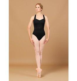 Bloch L2965 Balletpak Rosetta emb trim