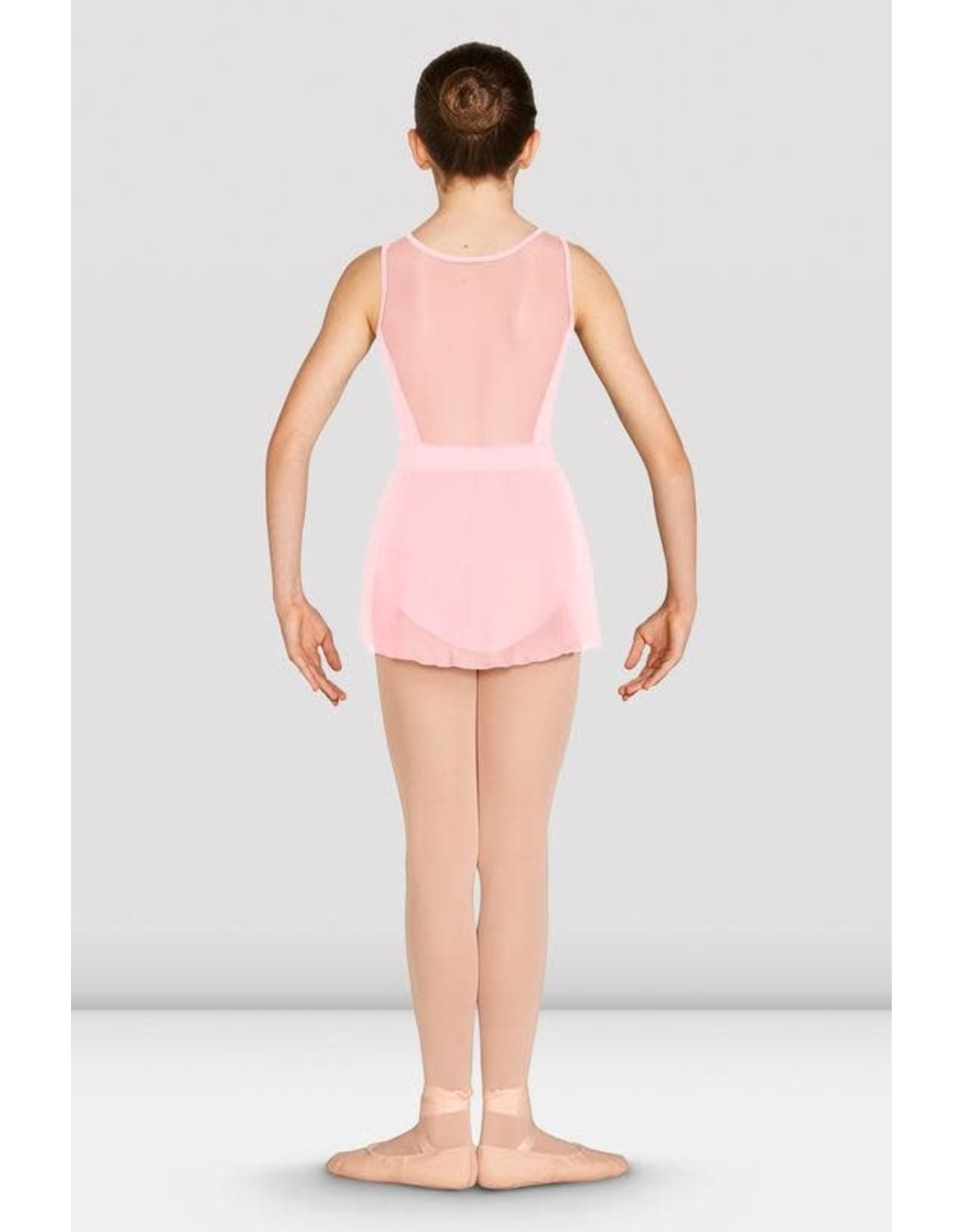 Bloch CL2987 Caidyn Diamant with skirt