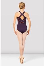 Bloch L7885 BalletpakSabel floral mesh