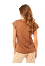 Mandala AW20 Easy V-neck Shirt