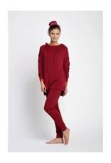 Deha B34590 Hooded Sweatshirt