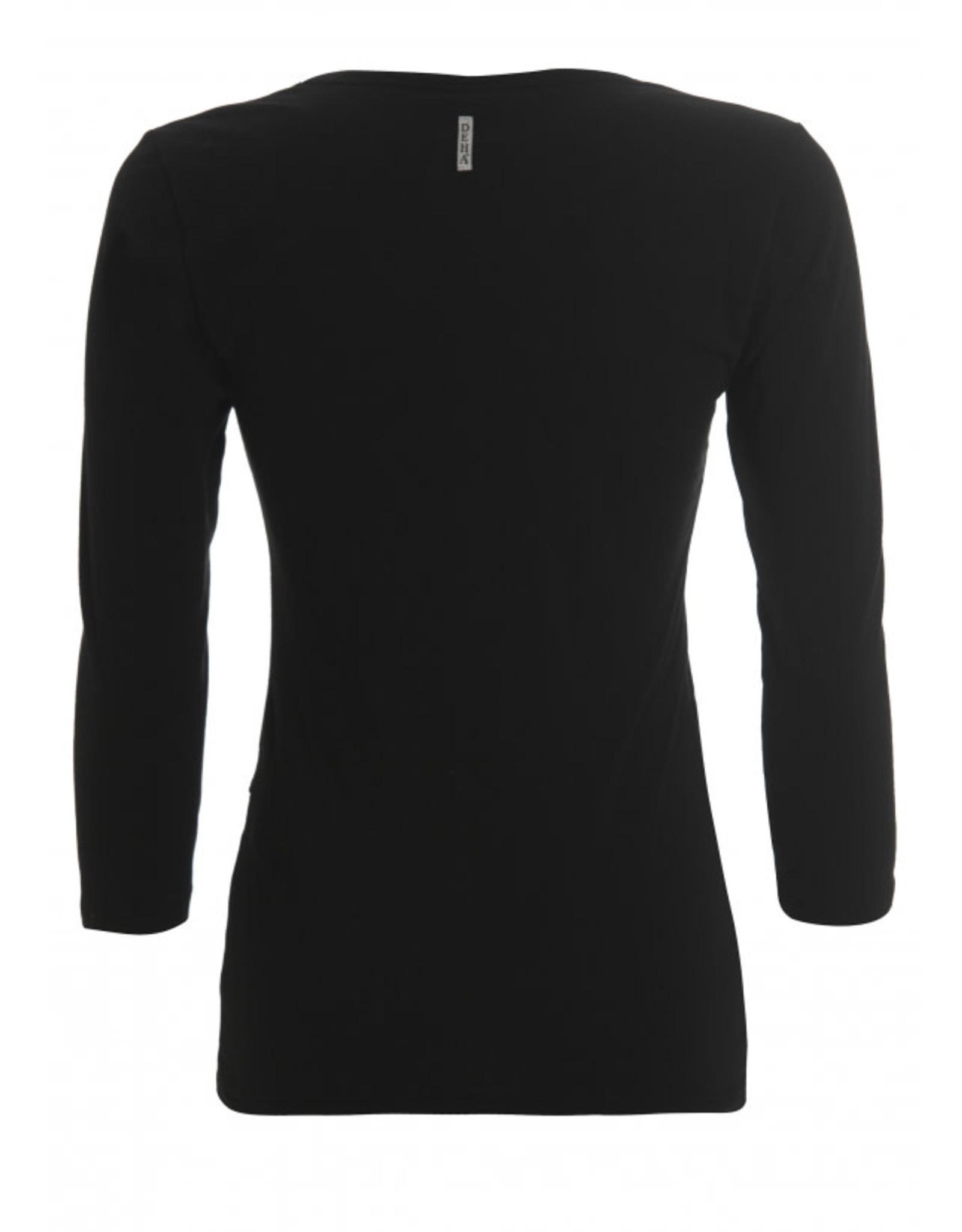 Deha B34010 ¾ Sleeve Tshirt