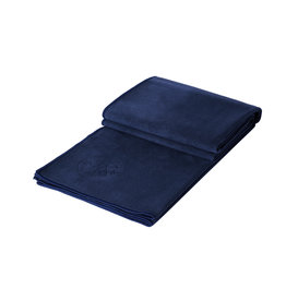Manduka Mat Towel Midnight
