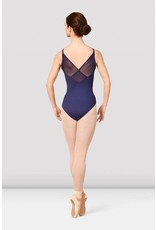 Mirella M2173LM Balletpakje gerimpeld gaas achterpand