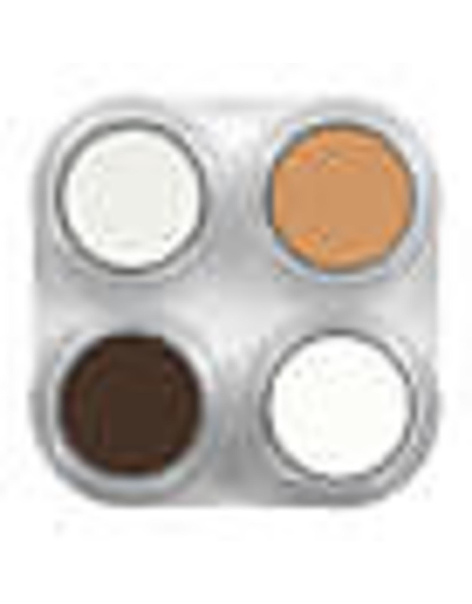 Grimas Sint set  (4 palette)