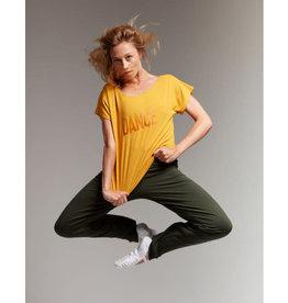 Temps Danse Ava stripes Dance T shirt