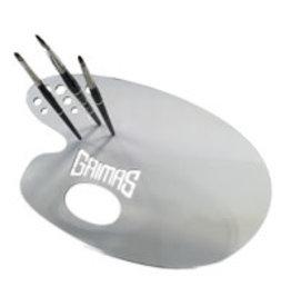 Grimas MIXING PALETTE 13,5 x 21,5 cm