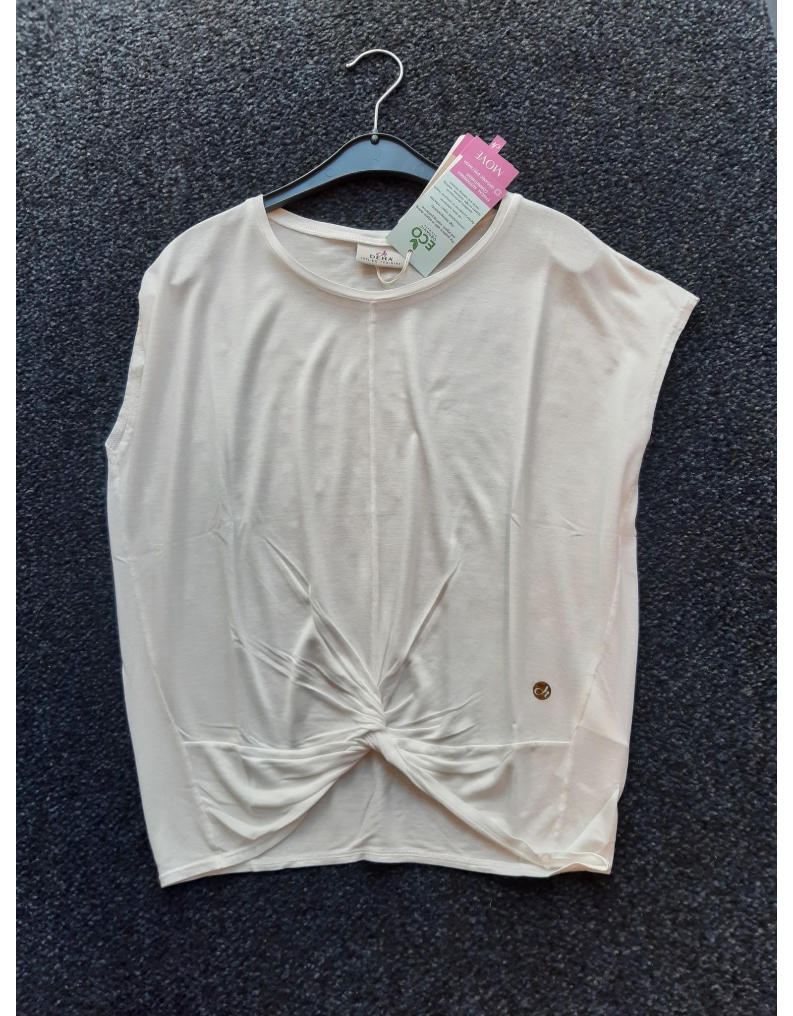 Deha SS21 B44230 Knot T-shirt