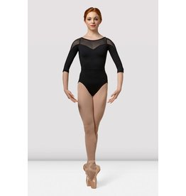 Mirella M1019LM Balletpakje Lace driekwart mouw