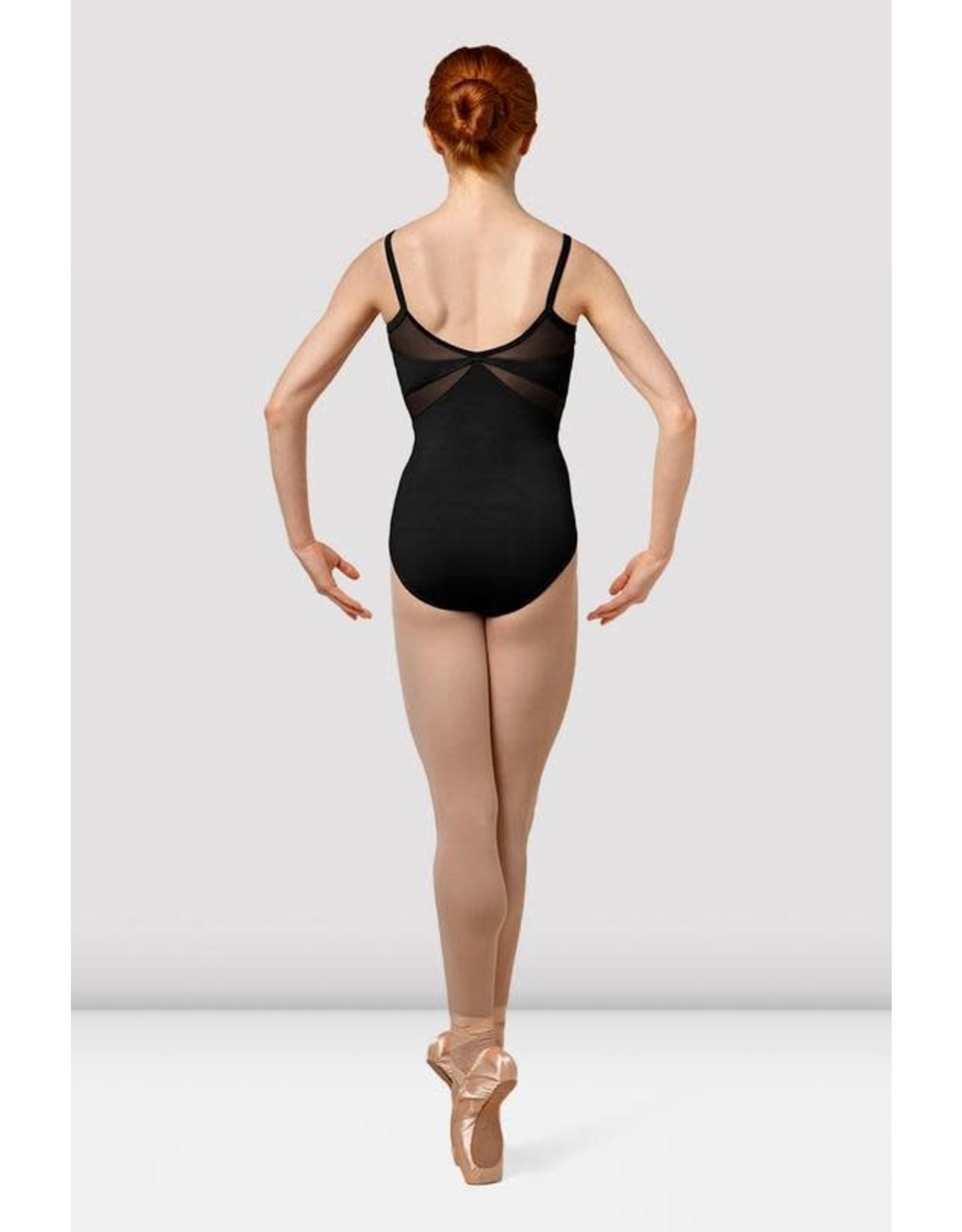 Mirella M4042LM balletpakje spaghettibandjes