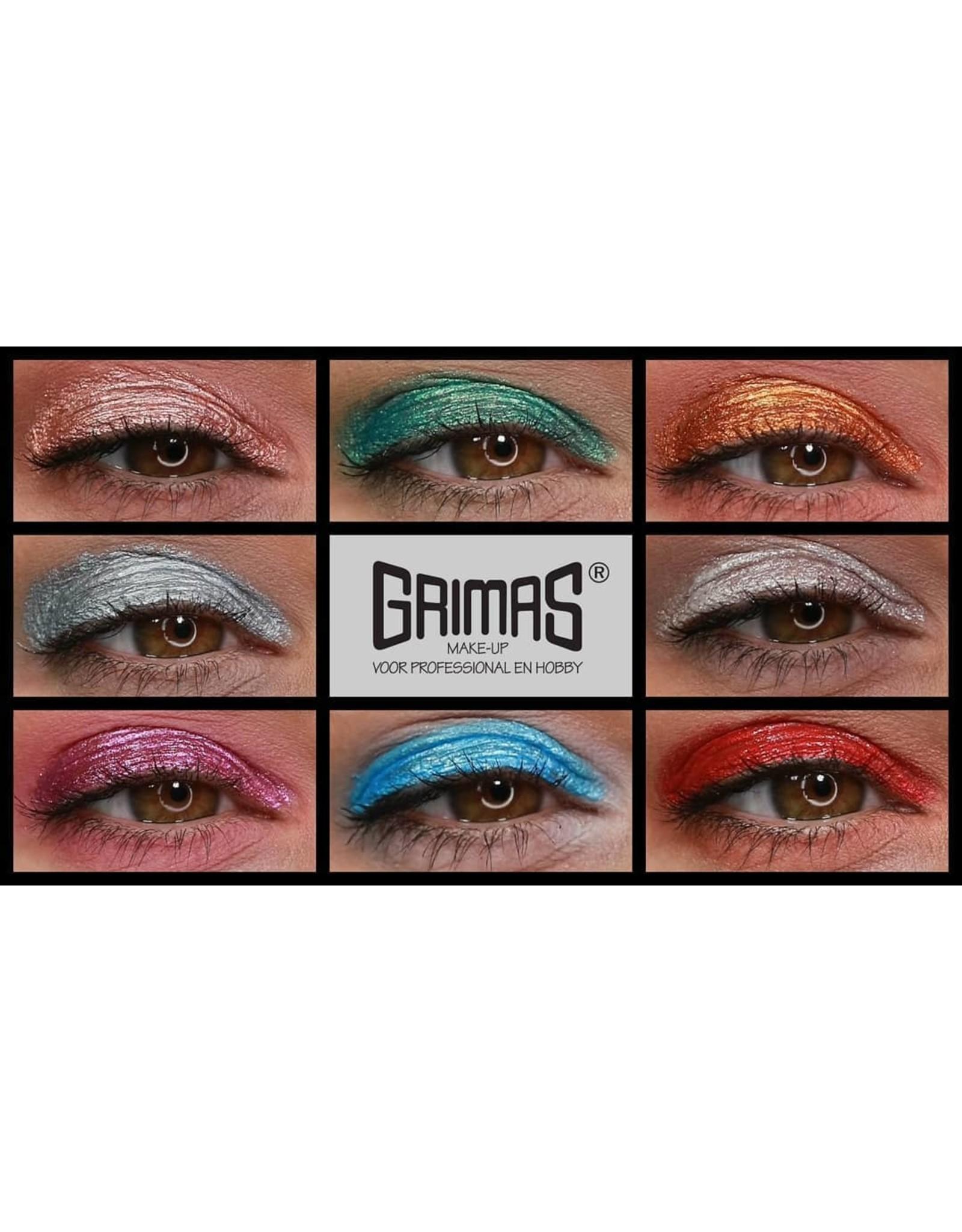 Grimas Liquid eyeshadow 705 Matte Titanium