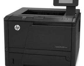 Laserprinter gebruikt