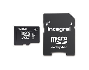 Micro - SD Opslag