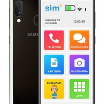 SimPhone 4 5.8 inch 32Gb Android telefoon