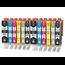 Huismerk Canon 2x 570BK 571BK C M Y XL inkt Cartridge Incl. Chip Mega pack huismerk