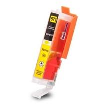 Canon 571Y Yellow inkt Cartridge  Incl Chip huismerk