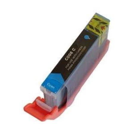 Huismerk Canon 8C inkt Cartridge  Incl Chip Huismerk