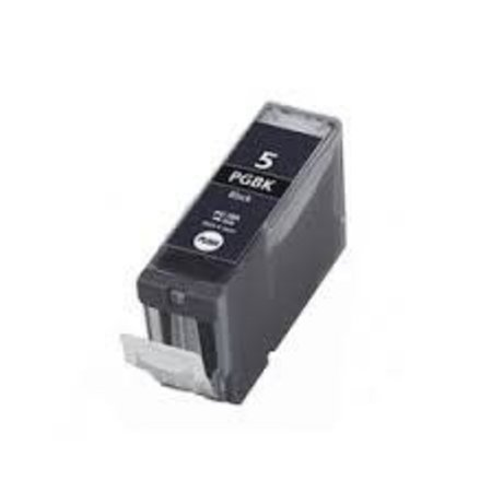 Huismerk Canon 5BK inkt Cartridge Incl Chip Huismerk