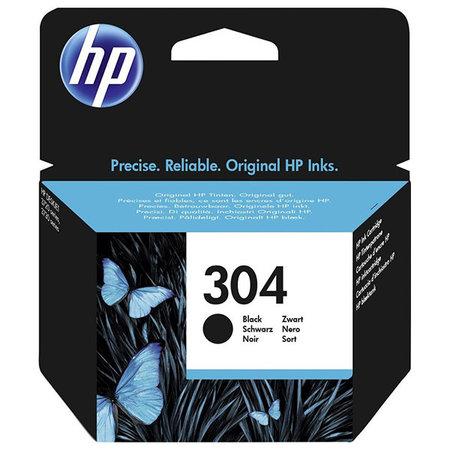 HP 304 Origineel Black inkt Cartridge