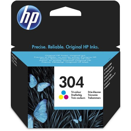 HP 304 Origineel Color inkt Cartridge