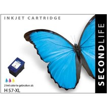 HP 57 inkt Cartridge Color