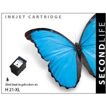 HP 21 XL inkt Cartridge Black