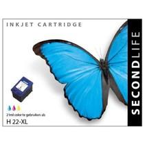 HP 22 XL inkt Cartridge Color