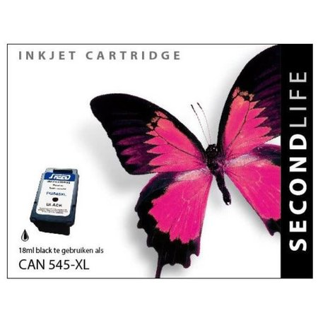 Huismerk Canon 545 Black (XL) inkt Cartridge