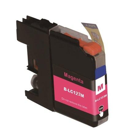 Huismerk Brother 123M XL Inkt Cartridge