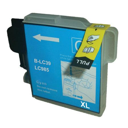 Huismerk Brother 985C XL Inkt Cartridge