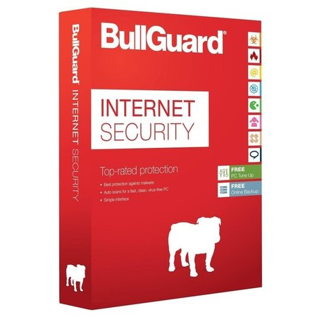 Bullguard BullGuard 2PC 1 jaar Internet Security