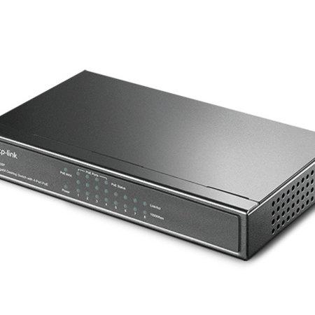 TP-Link TL-SG1008P 8 ports Gigabit Switch met 4-Port PoE