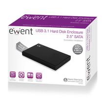 EW7044 2.5 inch USB 3.1 Harddisk behuizing / case USB SATA