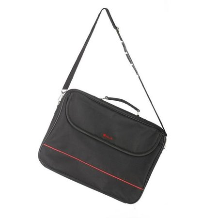 NGS 15.4 / 16 inch Laptop Tas Black incl. schouderband.