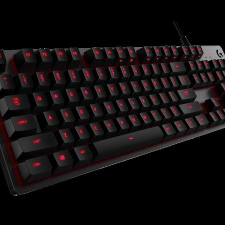 Logitech G413 Carbon Gaming Multimedia Toetsenbord QWERTY - beschadigde omdoos.