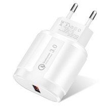 CQ3.0 charger 5v 3.0a 1x USB oplader Fast Charger