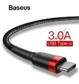 Baseus USB C usbc naar USB-C usbc oplaad & data kabel 2 meter