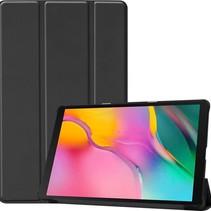 Book Case voor Samsung Tab A 2019 Zwart