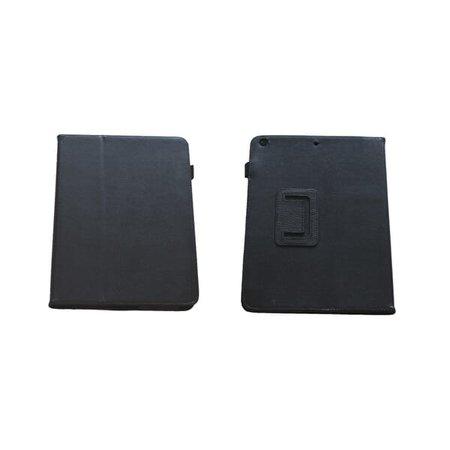 Book Case voor iPad 2, 3 & 4 Tablet Hoes Zwart