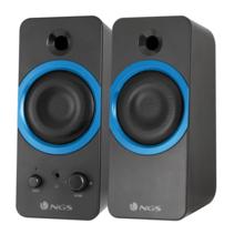 GSX-200 GAMING SPEAKERS 20 Watt 2.0 Speakerset