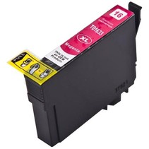 Epson T16 ( 1633 ) Magenta  inkt Cartridge Incl. Chip