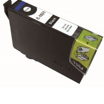 Epson T16 ( 1631 ) BK inkt Cartridge Incl. Chip