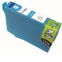 Epson T16 ( 1632 ) Cyan inkt Cartridge Incl. Chip
